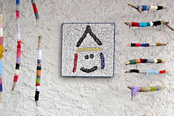 Kindertagesstätte Wandbild