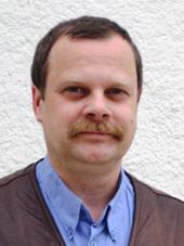 Pfarrer Hans-Joachim Scharrer